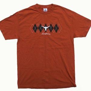 Texas Longhorns T Shirt Large
